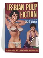 Lesbian Pulp Fiction Paperback Book 1st Edition Katherine V Forest Printed USA