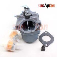Carburetor Kit For Briggs & Stratton Models 286702 286707 Engines Carb w/ Gasket