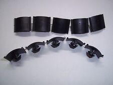 10x Clip Motorhauben Isolierung Astra Signum Corsa Insignia Omega Calibra  OPEL