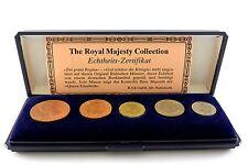 Royal Majesty Collection Münzen Grossbritannien Penny Royal Majesty