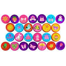Prinzessin Stempelset 26 Stück - Mädchen Stempel Selbstfärbend Kindergeburtstag