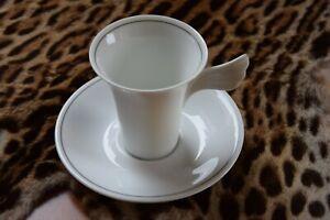 Rosenthal MYTHOS Minerva Wunderlich Kaffeetasse mit Untertasse