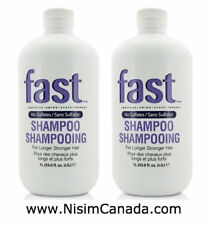Nisim FAST 33-ounce Shampoo Set For Longer Hair Duo COMBO