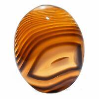 30.05Cts 100% Natural Crystal Quartz Gemstone Oval Cabochon Gemstone 25X20X6.2MM