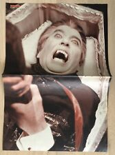 BRAVO POSTER Christopher Lee - Dracula - Smokie - 70er 80er Jahre !!!