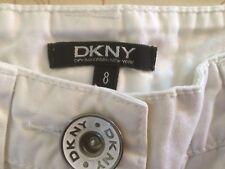 DKNY DONNA KARAN NEW YORK: SHORT BLANC 8 ANS