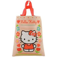 Officiel Hello Kitty mini sac fourre-tout shopping book-Super mignon filles sac d'école