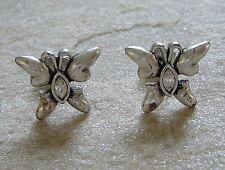Dyrberg Kern Studs Elli Silver/Crystal