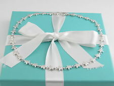 Auth Tiffany & Co Silver Star Necklace