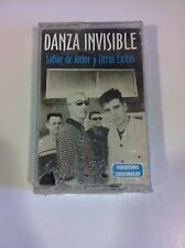 DANZA INVISIBLE - SUCCESSES - CINTA TAPE CASSETTE K7 NEW AND SEALED