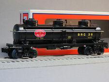 LIONEL STRASBURG 3 DOME TANK CAR O GAUGE train tanker oil petroleum 6-82677 NEW