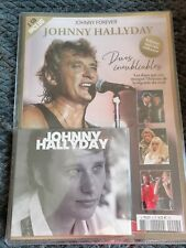 Cd johnny hallyday duos inoubliable édition spéciale collector