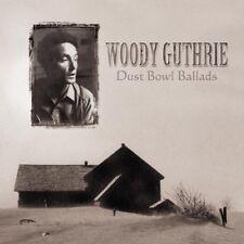 Woody Guthrie Dust Bowl Ballads (Hol) vinyl LP NEW sealed