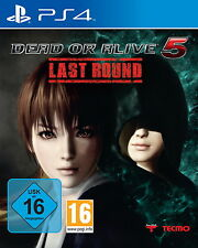 Dead or Alive 5 Last Round (Sony PlayStation 4, 2015, DVD-Box)