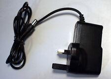 Amstrad GX4000 Fuente De Alimentación Psu Adaptador De Reemplazo, consola de videojuegos Energía Enchufe de Reino Unido