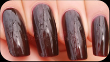 GEMEY MAYBELLINE VERNIS A ONGLES EXPRESS FINISH 40 SECONDES 760 MARRON GLACE