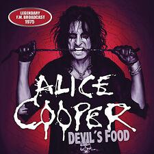ALICE COOPER New Sealed 2019 UNRELEASED 1975 LIVE CONCERT CD