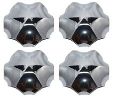 1995-1999 OLDSMOBILE AURORA Wheel Hub Center Cap CHROME SET