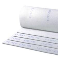 Luftfilter  Filtermatte Filtermedium Lüftung Klasse G4 2m x 1m FI-M