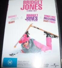 Bridget Jones's Diary + Edge Of Reason + Bonus Disc (Australia Region 4) DVD
