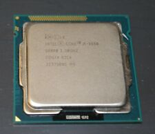 Intel Quad Core i5 i5-3550 - 3.3 GHz s.1155 carton CPU Uniquement