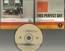 THIS PERFECT DAY Could Have been Friends PROMO Radio DJ CD single 1997 USA MINT