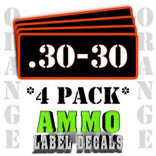 .30-30 Ammo Label Decals for Ammunition Case 3