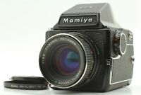 【Exc+4】 Mamiya M645 + PD Finder + Sekor C 80mm f/2.8 Lens From Japan # 663