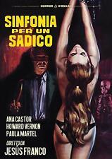 Dvd Sinfonia Per Un Sadico (1962) (Restaurato In Hd) ......NUOVO