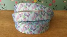 "CHRISTMAS TREE 1"" GROSGRAIN RIBBON 25MM"