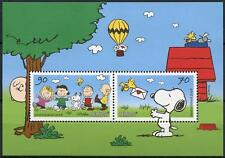 Snoopy Woodstock Sally Charlie Brown Lucy Linus Peanuts Stamp Set MINT CONDITION