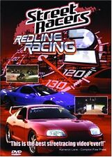 Street Racers: Redline Racing 2 (DVD, 2008)