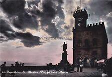 REPUBBLICA DI S. MARINO - Piazza della Libertà 1962