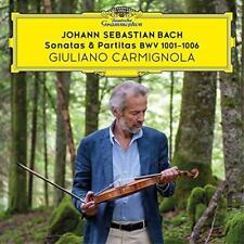 Giuliano Carmignola - Bach: Sonatas And Partitas (NEW 2CD)