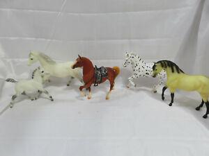 BREYER Horse Figurine Lot of (5) w/ Original Mailers