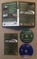 Formula One 2001- Limited Edition (Sony PlayStation 2, PS2)