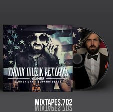 Yelawolf - Trunk Muzik Returns Mixtape (Full Artwork CD Art/Front/Back Cover)