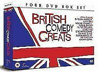 BRITISH COMEDY GREATS - John Cleese Barbara Windsor Peter Sellers Michael Caine