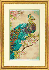 Dimensions Cross Stitch Kit - Indian Peacock
