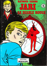 JARI 5. Le Diable Rouge. REDING. Bedescope 1978.
