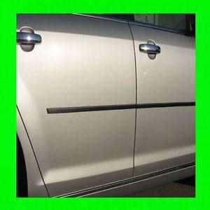 BMW CARBON FIBER SIDE DOOR TRIM MOLDING 4PC W/5YR WARRANTY 1