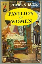 Pavilion of Women by Pearl S. Buck 1953 VG Oriental Concubines