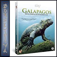 GALAPAGOS - DAVID ATTENBOROUGH **BRAND NEW DVD **