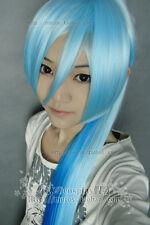 Diao Daiwa Angel Demon sisters/sister Kneesocks Cosplay Wig+120cm horsetail Clip
