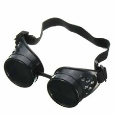 NEW Welding Cutting Welders Industrial Safety Goggles Steampunk Cup Goggles H7J9