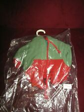 """Annette Himstedt 20"""" Green and Red Sweatsuit"""