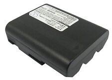 UK Battery for Sharp VL-E34H BT-H11 BT-H11U 3.6V RoHS
