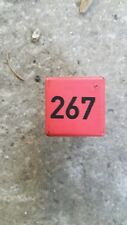 AUDI A6 C5 RED RELAY NUMBER # 267 443919578C