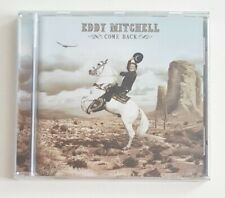 CD ALBUM NEUF ♦ EDDY MITCHELL : COME BACK (CD OPENDISC)