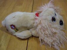 "Pound Puppies Moving Barking Puppy Dog 13"" Plush Stuffed Animal Toy Mattel 2004"